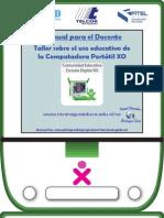 Manual LaptopXO 3032 Para El Docente