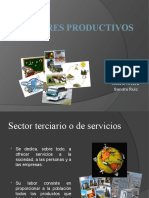sectores porductivos