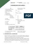 Silabo Mecanica de Fluidos II 2011-I