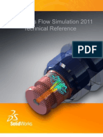 Technical Reference Flow Simulation