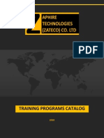 Training Profile