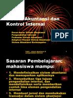 Bab5-Sistem Akuntansi Dan Kontrol Internal