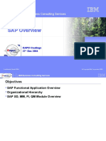 0 SAP Overview