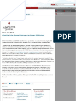 Absolute Poker / UB Press Release (21-April-2011)