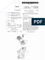 Firearm hammer with adjustable spur (US patent 7140138)