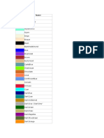Colors Name