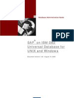 SAP Web as 6.20 DB2 UDB v7 Administration Guide