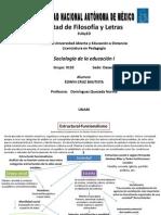 Actividad Educación y Estructural-Funcionalismo