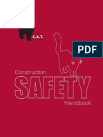 CAT Safety Booklet 2008-2009