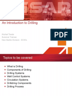 An Introduction to Drilling