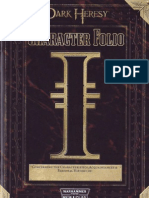 Dark Heresy - Character Folio
