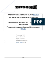 traducteur industrielle
