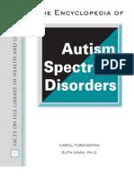 Encyclopedia of Autism Spectrum Disorders