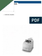 Manual Impresora OKI B6300
