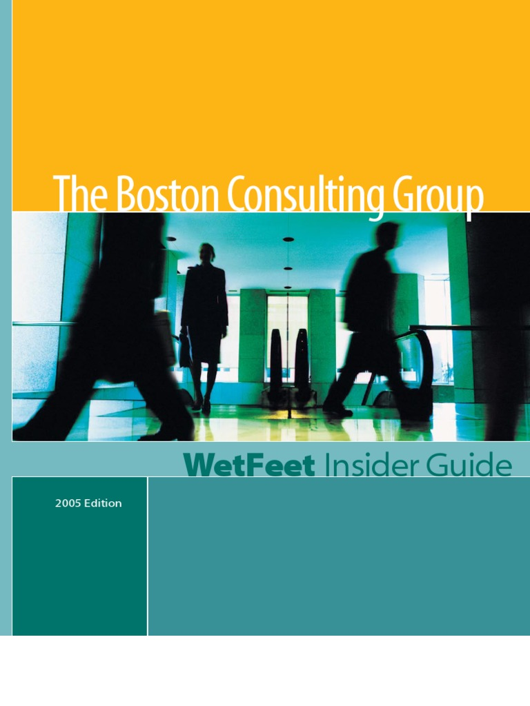 Google and Boston Consulting Group Case Study