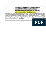 IOPE ADVT for Teaching Posts