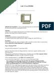 Lab 1 Use of Fdisk