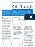 Dew Point Control Technologies