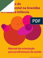 Promoção da Saúde Mental na Gravidez e Primeira Infância