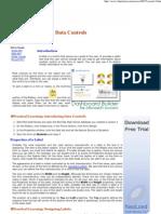 Lesson 11_ Data Controls