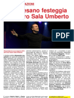 La stagione teatrale 2011-2012 del Teatro Sala Umberto. Montesano per la festa dei 100 anni di attività
