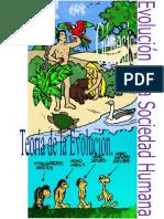 Genesis y Evolucion de La Sociedad Humana