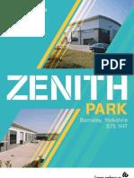 Zenith Park 2pp Brochure February - Final 1297081765