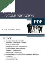 Tema 7-La comunicación-Raquel Hinestrosa