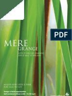 Mere Grange Brochure - May 2010 Final 1274357761