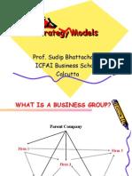 Strategy Models