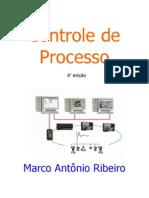 Livro - Controle de Processo - Marco Antônio Ribeiro - 8ª  Ed