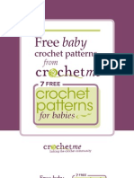 Crochet Me 7 Baby Patterns