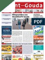 De Krant van Gouda, 12 mei 2011