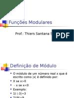 funções modulares