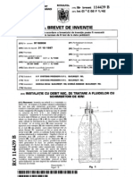 brevet de invenţie