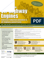 Next Generation Off-Highway Engines