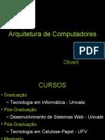 Arquitetura de PC - Aula 01