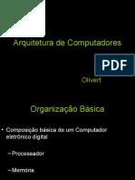 Arquitetura de PC - Aula 05
