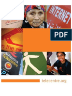 Guia Para Manejar Redes de Telecentros - Red de Telecentros Latinoamérica y El Caribe