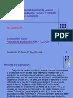 SENTENCIA DEL TRIBUNAL SUPERIOR DE JUSTICIA  CASTILLA Y LEÓN, VALLADOLID, NÚMERO 1702/2006  (SALA DE LO SOCIAL, SECCIÓN1),  DE 23 OCTUBRE.