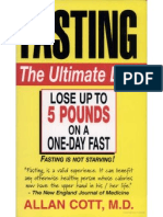 Fasting the Ultimate Diet