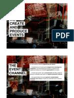 LD Eventos Presentación
