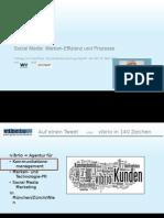 Vortrag Kausch Social Media Markeneffizienz Und Prozesse 110509
