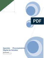 Apuntes Procesamiento Digital de Señales