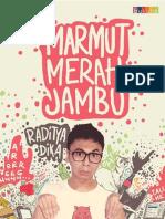 Marmut Merah Jambu by Raditya Dika