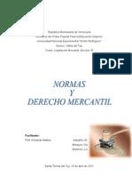 Informe Leg. Mercantil
