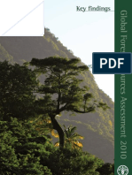 The Global Forest Resource Assessment 2010