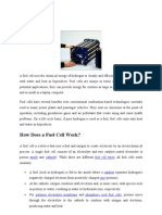 Fuel Cells Notes 2