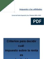 Presentacion ISR Utilidades Hasta El 300311