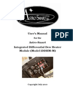 iDDHM-M User's Manual Rev5